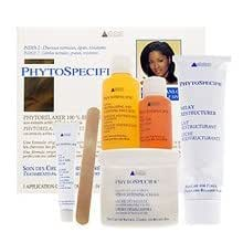 PHYTOSOLBA PHYTORELAXER - Index 2 - Complexe défrisant pour cheveux secs, crépus et fragiles