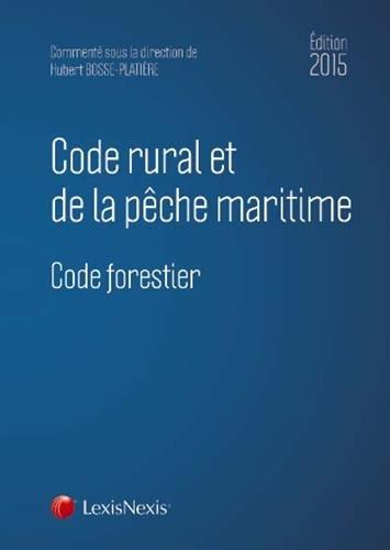 Code rural et de la pêche maritime 2015