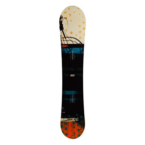 Nitro Snowboard gebraucht lectra Bright - Befestigung