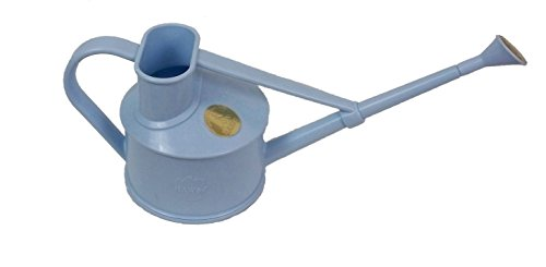 bosmere-v127sk-haws-indoor-plastic-watering-can-light-blue