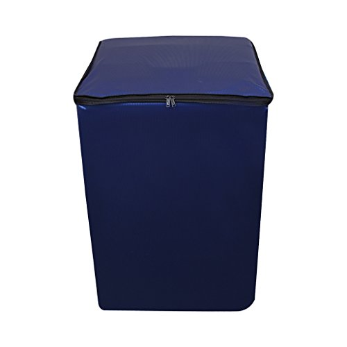 Dream Care Blue colored Waterproof & Dustproof Washing Machine Cover for Fully Automatic Top Load LG T7567TEELH 6.5 Kg Washing Machine  available at amazon for Rs.359