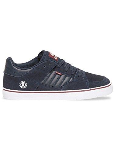 Element Glt2 Herren Sneakers, Baskets Basses Homme Noir - Schwarz (4300 Navy