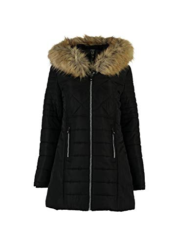 Geographical Norway - Doudoune Femme Clementine Noir-Taille - 3