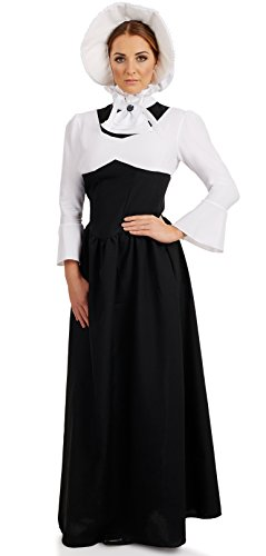 Edwardian Lady - Adult Kostüm - XL - (Kostüme Edwardian)