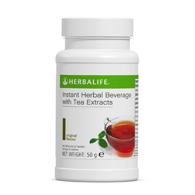 HERBALIFE THERMOJETICS INSTANT HERBAL BEVERAGE 100g - ORIGINAL FLAVOUR