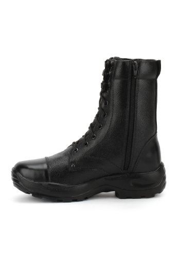 Armstar-Mens-Black-Leather-High-Ankle-Boots