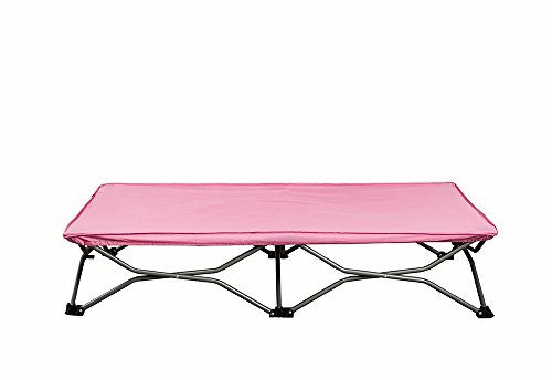 Bett-rail-system (Regalo My Cot tragbares Bett für Kleinkinder, Pink)