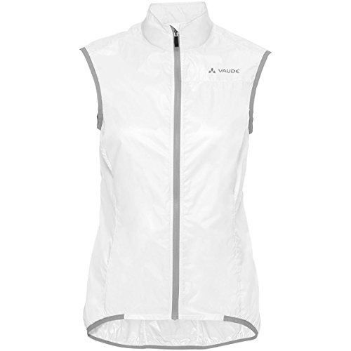 Vaude Damen Women's Air Vest III Weste, White, 38
