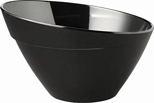 Saladier noir Balance APS 210mm 210mm. Noir.