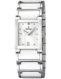 Festina Damen-Armbanduhr XS Trend Ceramic Analog Keramik F16536/1