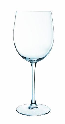 Luminarc lot de 6 verres à pied VERSAILLES 58 cl - G1416
