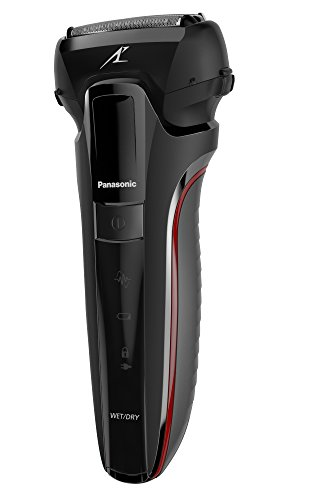 Panasonic ES-LL21-K503SH Rasoio Elettrico Uomo, Nero
