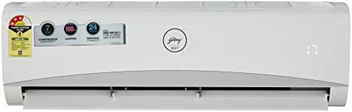 Godrej 1.5 Ton 3 Star Inverter Split AC (Copper, GSC 18 AMINV 3 RWQM, White)