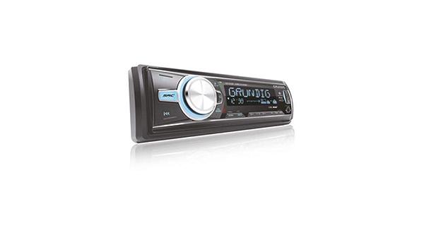 Grundig 72089 Gx 32ab 1 Din Bluetooth Mechaless Dab Receiver Set Of 5 Auto