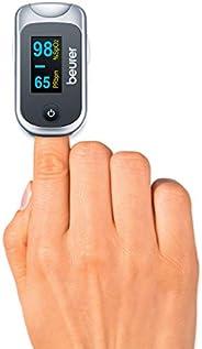 جهاز قياس نسبة الأوكسجين بالدم و ضربات القلب بيورير PO40