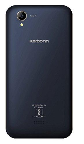 Karbonn Aura Note2 4G (Blue/Champagne)