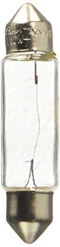 Osram 6411 ORIGINAL Sofittenlampe Sockel SV8.5-8, 12V, 10W, 1 Lampe -