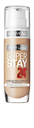 Gemey-Maybelline–Superstay 24H–Base maquillaje