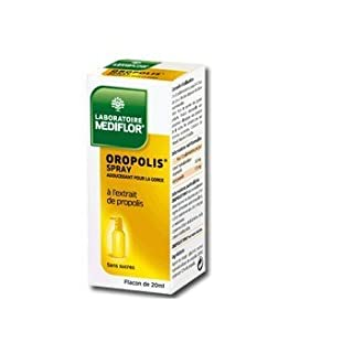 Mediflor Oropolis Throat Spray 20 ml