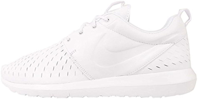Nike ROSHE NM LSR Zapatillas Sneakers Cuero Blanco para Hombre