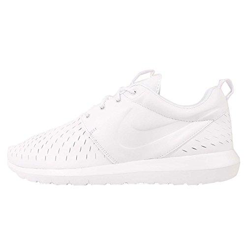 Nike Herren Roshe Nm Lsr Turnschuhe, Weiß Weiß (White / White-White)