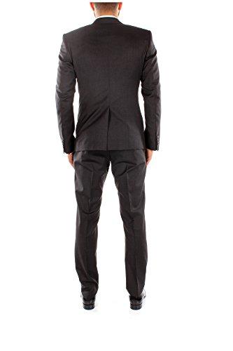 G1EFMTFU2LSS8292 Dolce&Gabbana Costumes Homme Laine Gris Gris