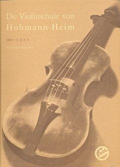 VIOLINSCHULE 3 - arrangiert für Violine [Noten / Sheetmusic] Komponist: HOHMANN HEIM
