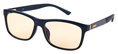 Lumin Night Driving Brille SHIFT - Allwetterbrille für Regen-, Nebel- und Nachtfahrten - Verbesserte Verkehrssicherheit - UVA- und UVB-Schutz - Reduzierte Augenbelastung und Kopfschmerzen - Unisex -