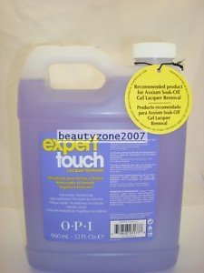 OPI Expert Touch Lacquer Remover, 32 Ounce by OPI