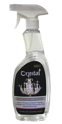 'Crystal' Spezial Reiniger 750ml für Kronleuchter, Lüster, Wandlampen, Candelaber von Licht-Design Skapetze auf Lampenhans.de