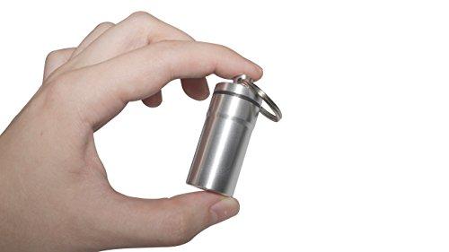 Preisvergleich Produktbild BMTick Auto Mini Geruchfreier TASCHENASCHENBECHER mit Deckel (für Draußen) (3 Pack)