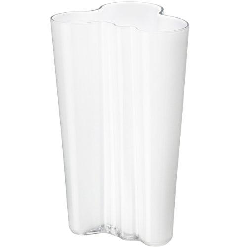 Iittala Alvar Aalto 201mm White Vase