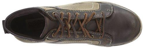 Stockerpoint Sneaker 1295, Herren Hohe Sneakers, Braun (Braun Vintage), 46 EU - 7