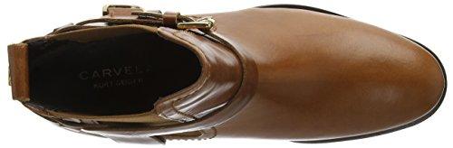 Carvela Saddle, Bottes Classiques femme Beige - Beige (marron clair)