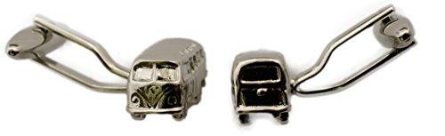 Preisvergleich Produktbild VW Camper Transporter Hippie Volkswagen Manschettenknöpfe
