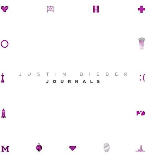 Journals [1st Time on CD] (Japan Journal)