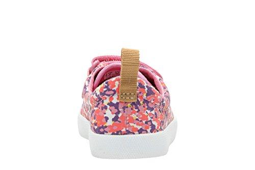 Sapatos Hati Fst Walker Clark Baby Halcy Subiu Girl wXUURtnqxz