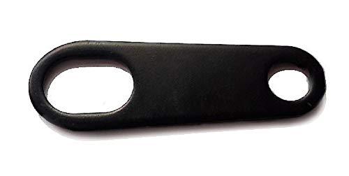 Guardian Bell porte-bonheur Cloche Support Noir brillant et sans cloche Without Bell, noir, Taille unique