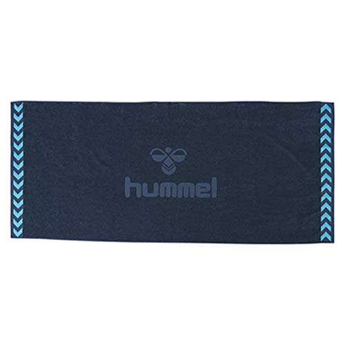 hummel Big Old School Handtuch, Saragossa Sea, 160 x 70 cm