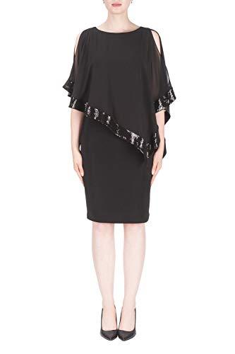 Joseph Ribkoff Black Dress Style - 154377 Collection 2019