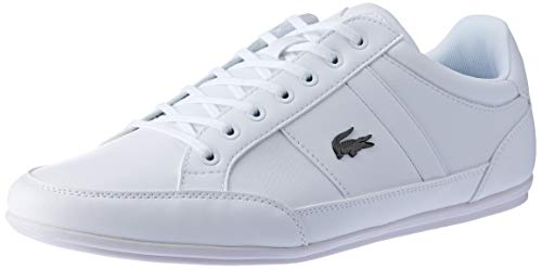 Lacoste Herren Chaymon BL 737CMA009421G Sneaker, Weiß (White, 42 EU