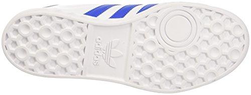 adidas Hamburg, Scarpe da Tennis Uomo Multicolore (Ftwwht/Blue/Grey)