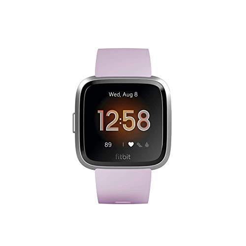 Fitbit Unisex- Erwachsene Versa Lite Smartwatch, Flieder, Einheitsgröße