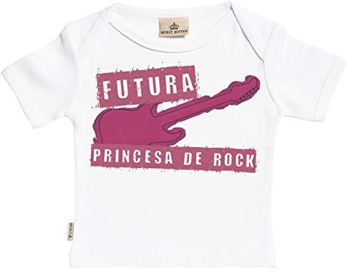 SR - Estuche de presentación - Futura Princesa de Rock Camisetas...