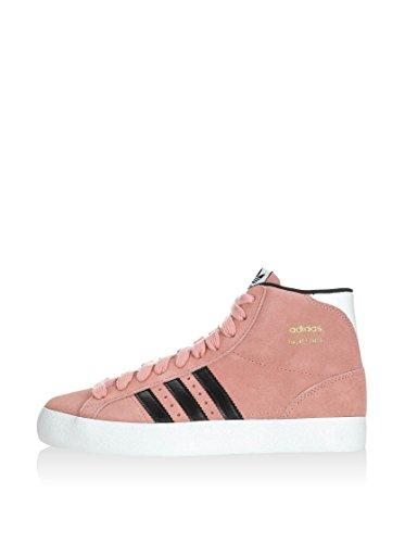 adidas Originals Basket Profi W, Baskets mode femme Rose