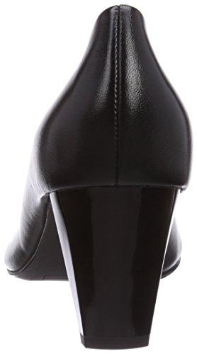 Högl - Scarpe col tacco 9-125000, Donna Nero (Schwarz (0100))