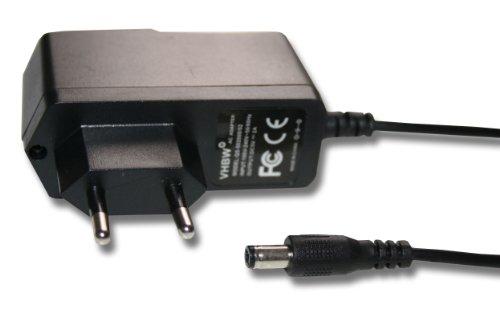 vhbw 220V Netzteil Ladegerät Ladekabel 10W (5V/2A) für D-Link WLAN-Router DIR-600, DIR-615, DIR-624, DIR-635, DIR-645 wie AF06054-E.