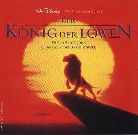 Der König der Löwen (Soundtrack Der König Löwen Cd)