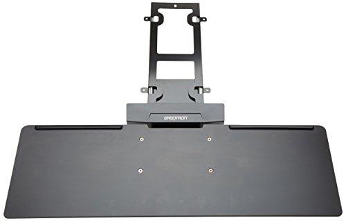 Bargain Ergotron Keyboard Tray Retractable Black E-Coat on Amazon