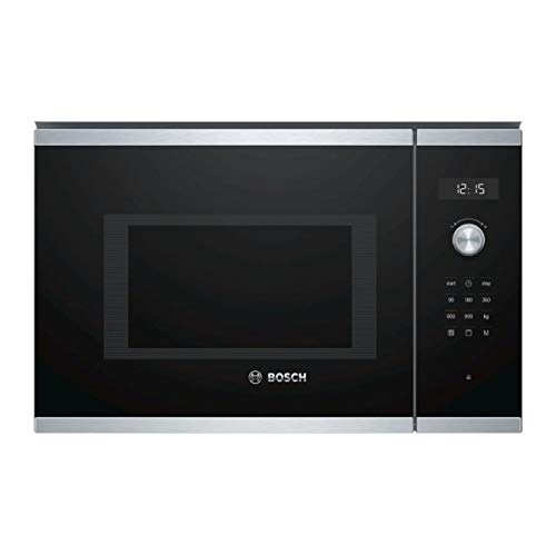 Bosch Serie 6 BEL554MS0 - Microondas integrable